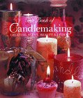 Book of Candlemaking : Creating Scent, Beauty & Light. von Chris Larkin