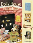 Dolls' House Furniture: Easy-To-Make Projects in 1/12 Scale.